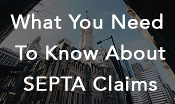 SEPTA Accident claims department