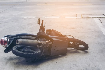 Man Critically Injured in Motorcycle Accident